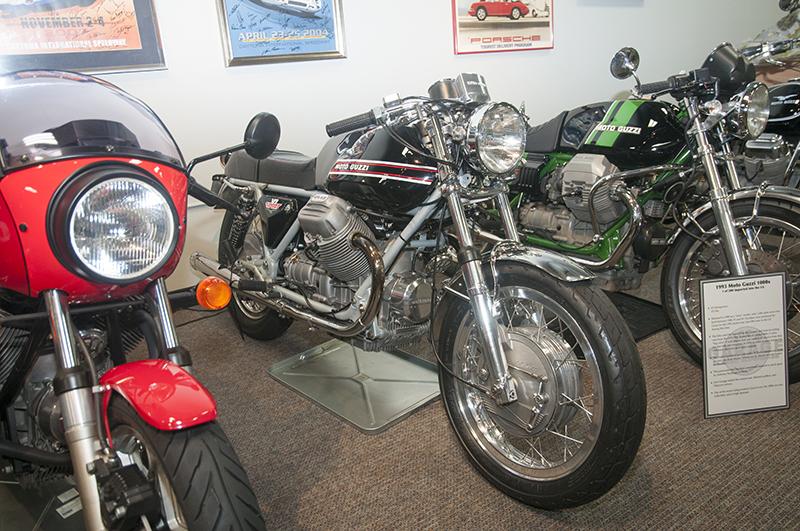 1973 Moto Guzzi V7 Sport