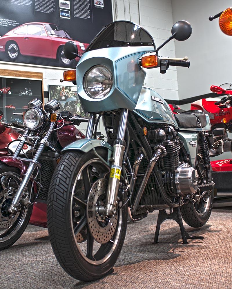 1978 Kawasaki KZ-1000 Z1R sm