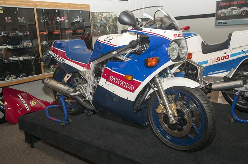 1986 Suzuki GSXR 750 Limited Eition