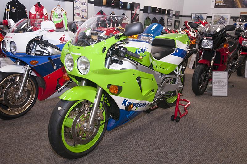 1989 Kawasaki ZX-7 H1