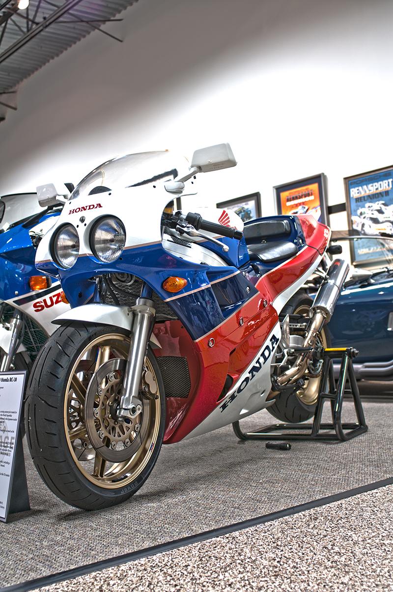 1990 Honda RC-30