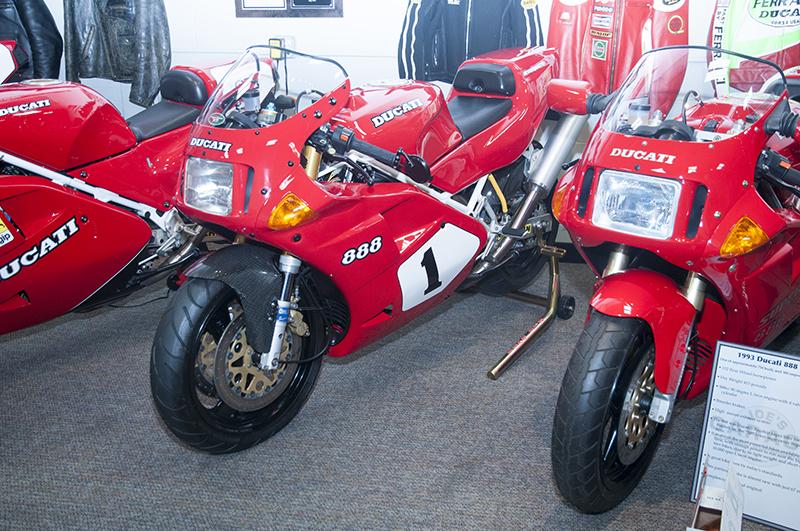 1992 Ducati 888 SP4
