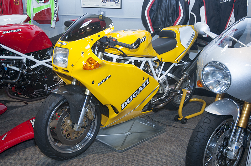 1993 Ducati 900 SS Superlight