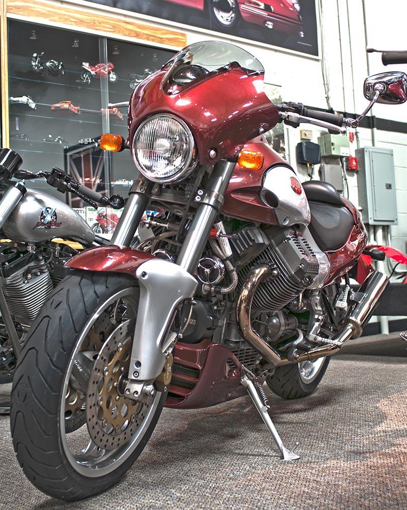 1997 Moto Guzzi V10 Centauro sm