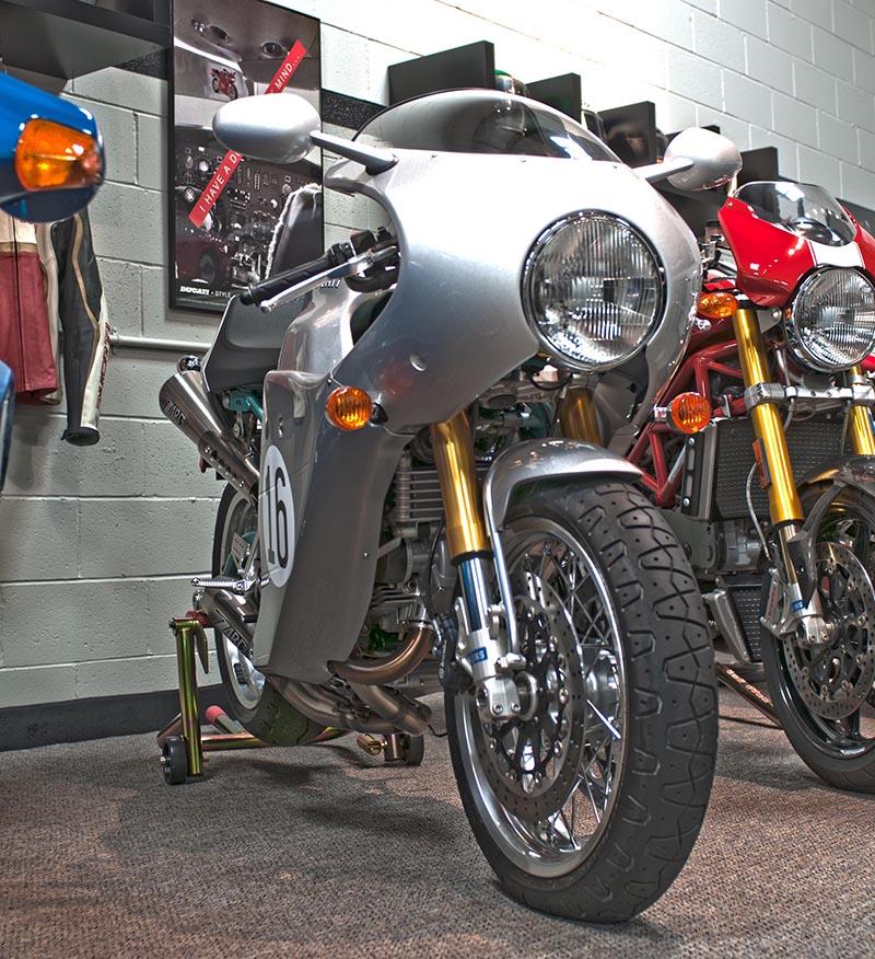 2006 Ducati Paul Smart 1000 sm