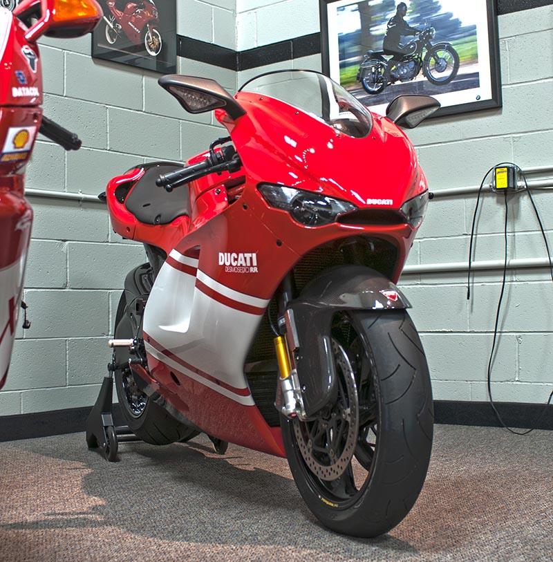 2008 Ducati Desmosedici 16RR sm